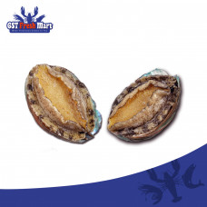 FROZEN BLANCHED ABALONE  500GM/PKT (12PCS)熟冻鲍鱼