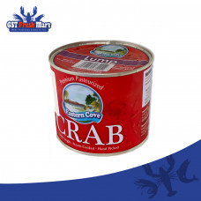 FROZEN CANNED PASTEURIZED CRABMEAT - LUMP 454GRM/TIN 冷冻蟹肉罐头
